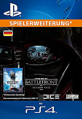 STAR WARS™ Battlefront™ Season Pass - Playstation