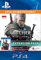 The Witcher 3: Wild Hunt Expansion Pass - Playstation