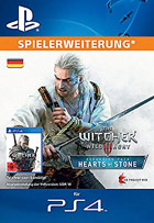 The Witcher 3: Wild Hunt™ Hearts of Stone - Playstation