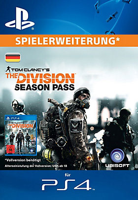 Tom Clancy's The Division™ - Season Pass - Playstation