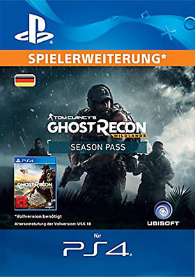 Tom Clancys Ghost Recon® Wildlands - Season Pass - Playstation