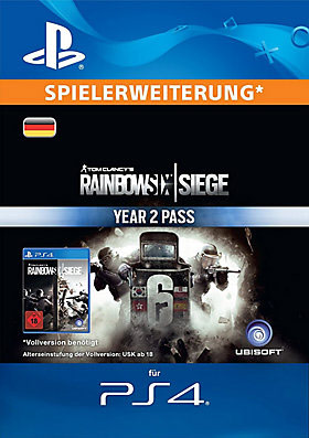 Tom Clancy's Rainbow Six Siege Year 2 Pass - Playstation
