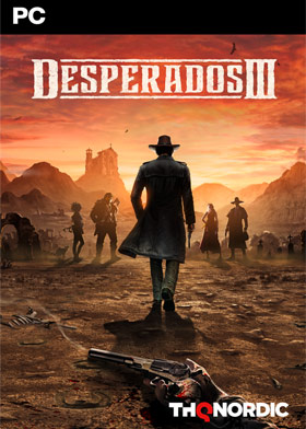 Desperados III - Digital Deluxe Edition