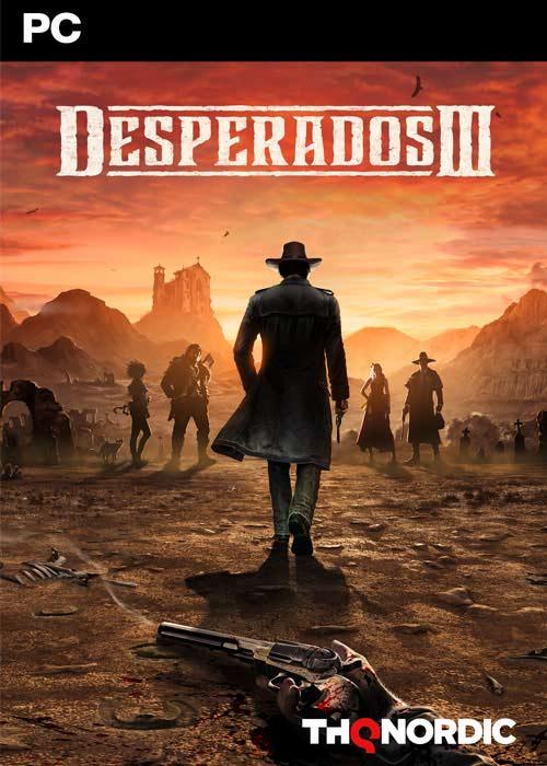 Desperados III - Digital Deluxe Edition