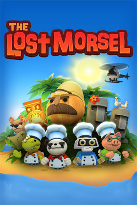 Overcooked! The Lost Morsel (DLC)
