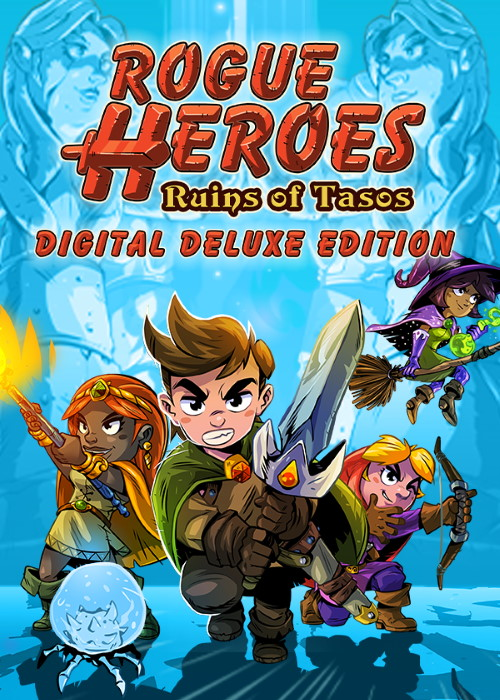 Rogue Heroes: Ruins of Tasos - Deluxe Edition