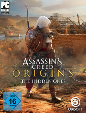 Assassin's Creed Origins - The Hidden Ones (DLC 1)