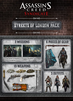 Assassin's Creed Syndicate - Streets of London (DLC)