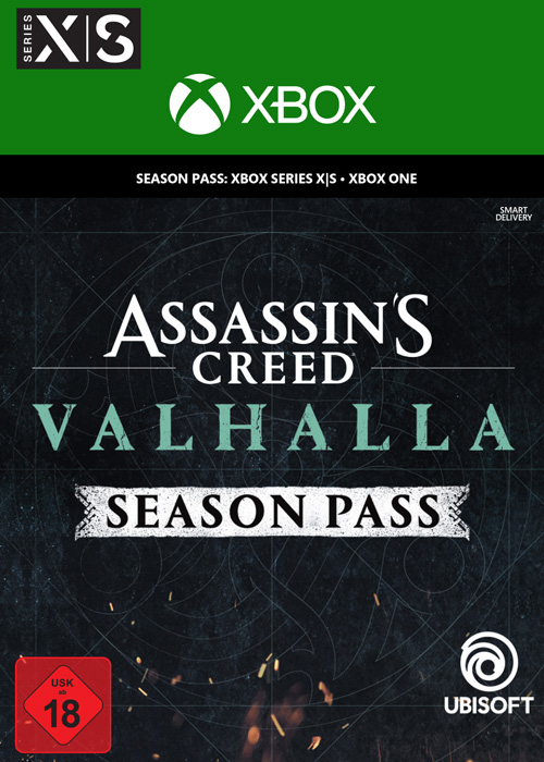 Assassin's Creed Valhalla Season Pass - Xbox Code