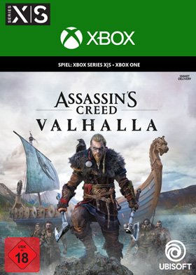 Assassin's Creed Valhalla Standard Edition - Xbox Code