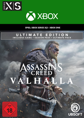 Assassin's Creed Valhalla Ultimate Edition - Xbox Code