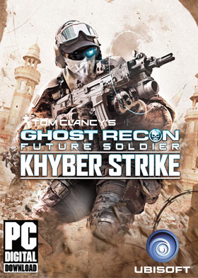 Tom Clancy's Ghost Recon: Future Soldier - Khyber Strike Pack (DLC 3)