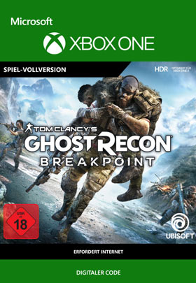 Tom Clancy's Ghost Recon Breakpoint - Xbox One Code