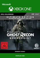 Tom Clancy's Ghost Recon Breakpoint Ultimate Edition - Xbox One Code