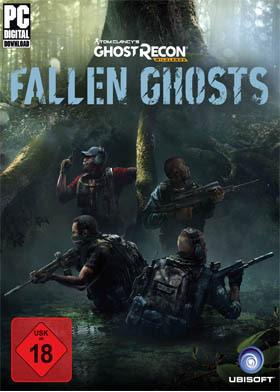Tom Clancy's Ghost Recon Wildlands - Fallen Ghost (DLC)