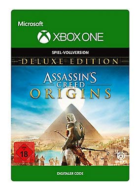 Assassin's Creed Origins: Deluxe Edition - Xbox One Code