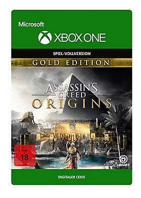 Assassin's Creed Origins: Gold Edition - Xbox One Code
