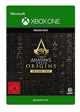 Assassin's Creed Origins: Season Pass - Xbox One Code