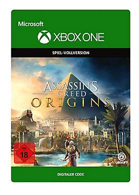 Assassin's Creed Origins: Standard Edition - Xbox One Code