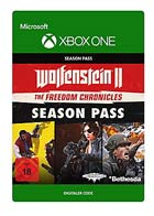 Wolfenstein II: Season Pass  - Xbox One Code
