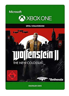 Wolfenstein II: The New Colossus - Xbox One Code