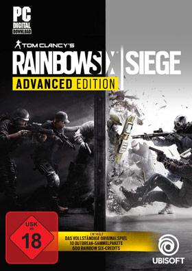 Tom Clancy's Rainbow Six Siege - Advanced Edition