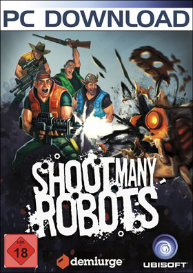 Shoot Many Robots - Pack