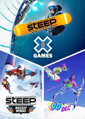 Steep - X-Games Pass