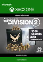 Tom Clancy's The Division 2: 4100 Premium Credits Pack - Xbox One Code