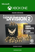 Tom Clancy's The Division 2: 6500 Premium Credits Pack - Xbox One Code