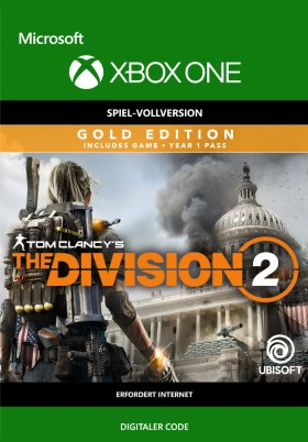 Tom Clancy's The Division 2: Gold Edition - Xbox