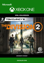 Tom Clancy's The Division 2: Standard Edition - Xbox One Code