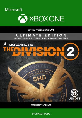 Tom Clancy's The Division 2: Ultimate Edition - Xbox One Code