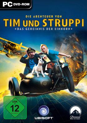 Die Abenteuer von Tim & Struppi: Das Geheimnis der Einhorn