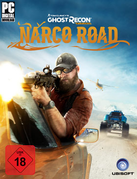 Tom Clancy's Ghost Recon Wildlands - Narco Road (DLC)