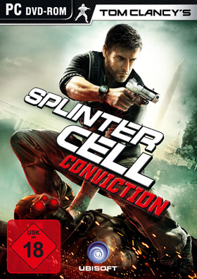 Tom Clancy's Splinter Cell: Conviction - Deluxe Edition