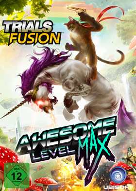 Trials Fusion - Awesome Level Max (DLC7)