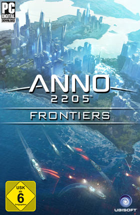 Anno 2205 Frontiers (DLC3)