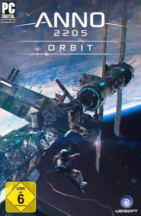 Anno 2205 Orbit (DLC2)