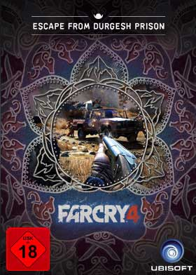 Far Cry 4 - Escape from Durgesh Prison (DLC 1)