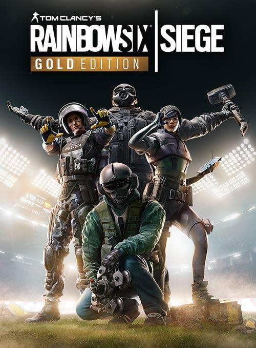 Tom Clancy's Rainbow Six: Siege - Gold Edition Year 5