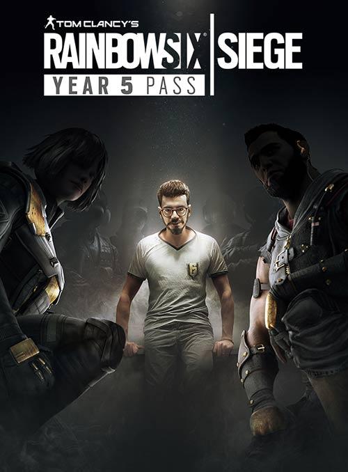 Tom Clancy's Rainbow Six Siege - Year 5 Pass