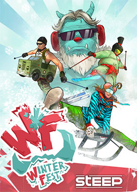 Steep - Winterfest Pack (DLC)