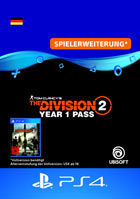 Tom Clancy's The Division 2: Year 1 Pass - Playstation