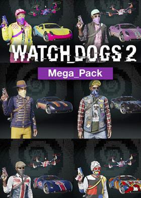Watch Dogs 2 - Mega Pack (DLC)