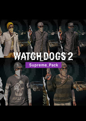 Watch_Dogs 2 Supreme Pack (DLC)
