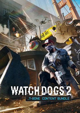 Watch_Dogs 2 - T-Bone Content Bundle (DLC)