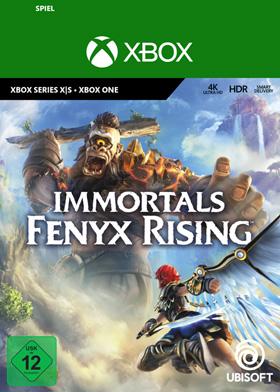 Immortals Fenyx Rising Standard Edition - Xbox Code