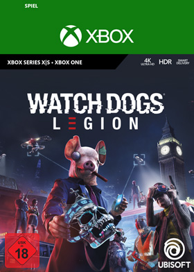 Watch Dogs Legion Standard Edition - Xbox Code
