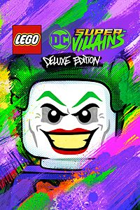 LEGO DC Super Villains Deluxe Edition
